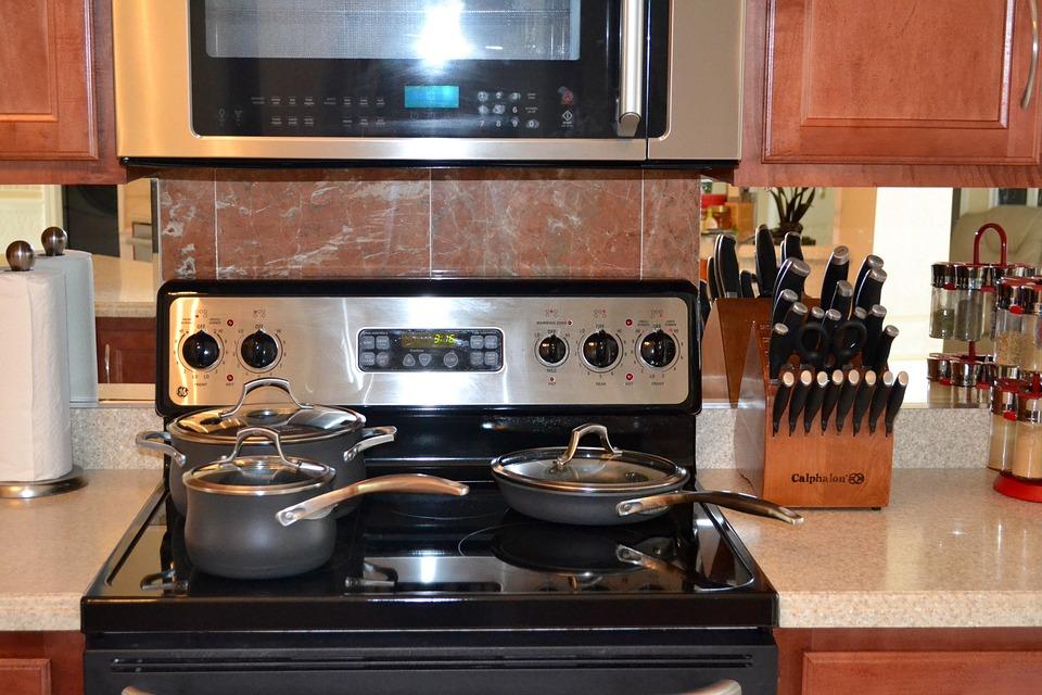 residential kitchen appliance repair